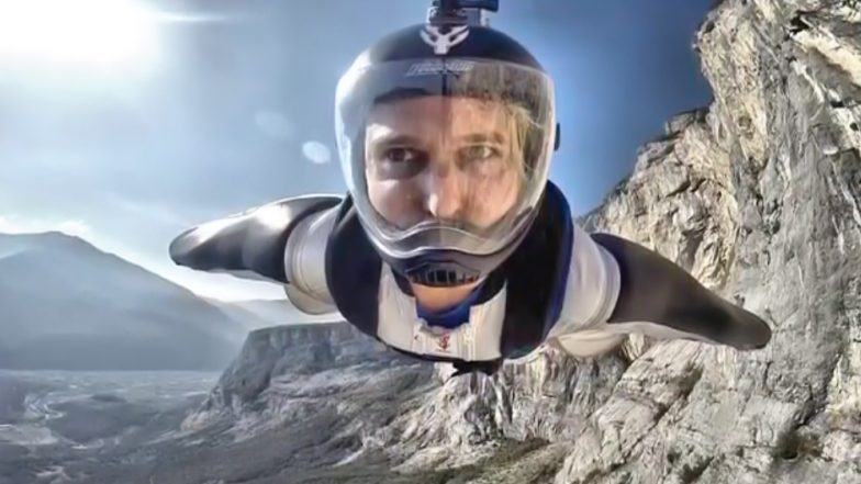 British Space Scientist Angelo Grubisic Falls to Death in Saudi Arabia; Wingsuit Base Jumping Goes Horribly Wrong!