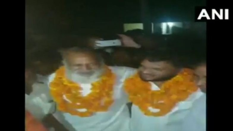 Bulandshahr Violence: Six Accused, Out on Bail, Welcomed With Garlands and Chants of 'Jai Shri Ram'; Watch Video