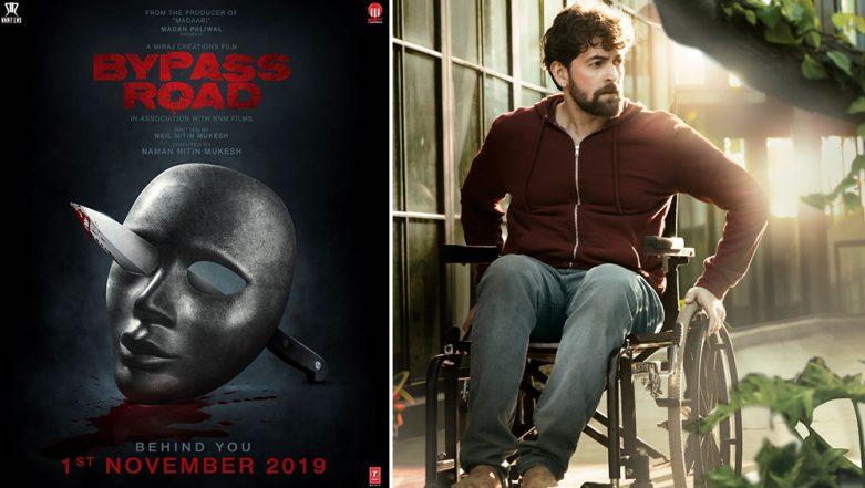Neil Nitin Mukesh's Bypass Road to Release on 1st November, 2019