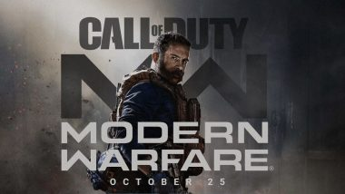 Call of Duty: Modern Warfare Multiplayer Gameplay Trailer Released; Watch Video