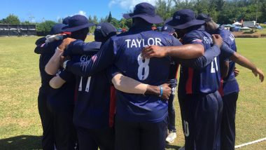 Live Cricket Streaming of Canada vs United States 11th T20I Match: Watch Live Telecast and Live Score of ICC World Twenty20 Americas Qualifier 2019 Game