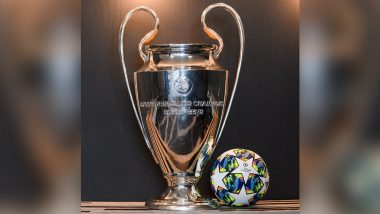 UEFA Champions League 2019-20 Group Stage Draw Free Live Streaming Online: Where to Watch Live Telecast of UCL Draw on TV in Indian Time (IST)?