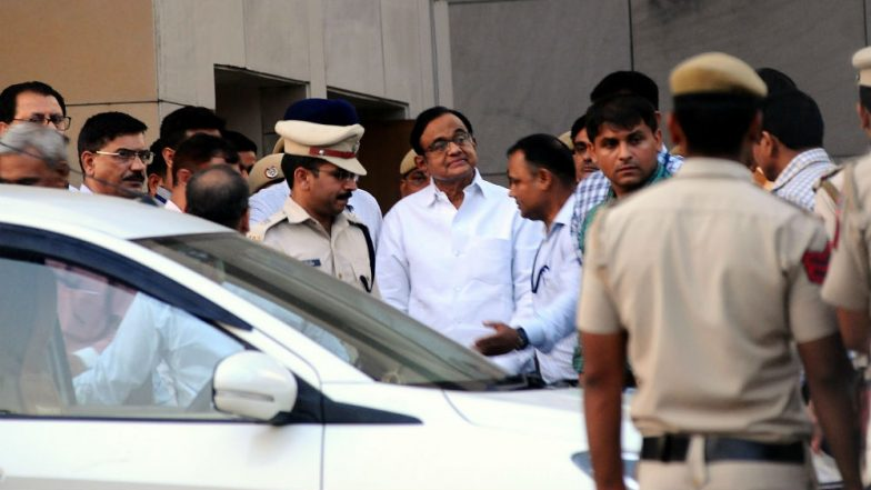 P Chidambaram Sent to Tihar Jail For 14 Days by Special CBI Court in INX Media Case