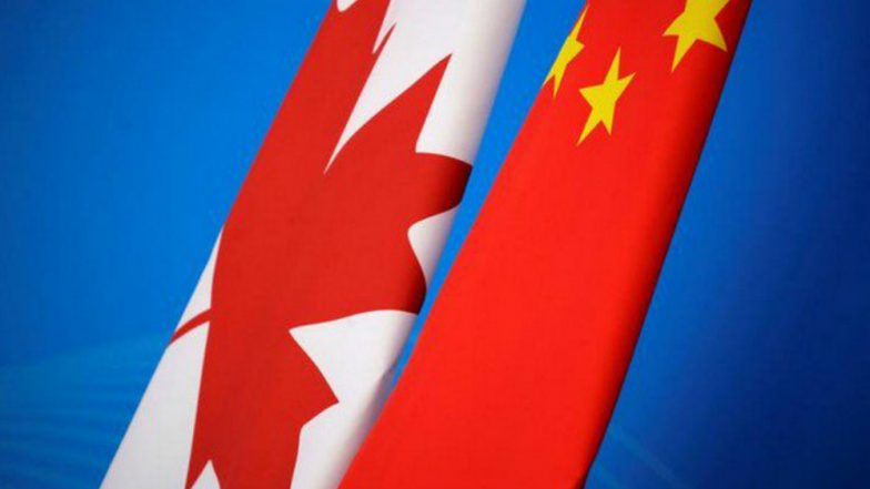 China Warns Canada Against Interfering in 'Purely Internal' Hong Kong Matter
