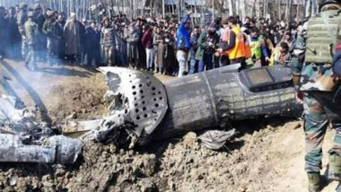 IAF Chopper Crash Case: Five Officers Found Guilty in Mi-17VF Crash Incident in Srinagar