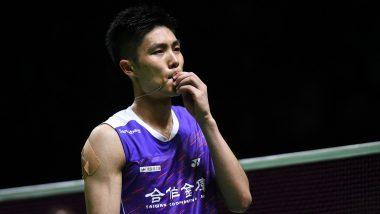 Thailand Open 2019: Taiwan Shuttler Chou Tien-chen Clinch Men's Singles Title