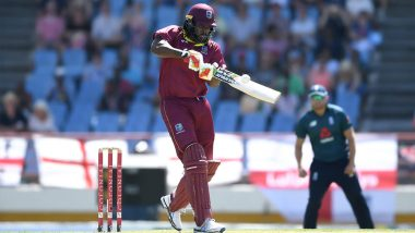 Chris Gayle Becomes Most Run-scorer for Windies in ODIs; Breaks Brian Lara's Record During IND vs WI, 2ND ODI 2019
