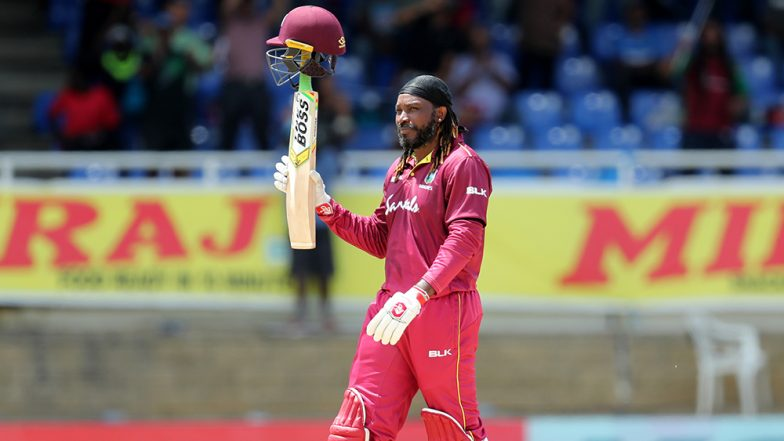 Chris Gayle Rejects Retirement Rumours From ODI Cricket, the West Indies Batsman Says He Is Part of WI Cricket Until Further Notice (Watch Video)
