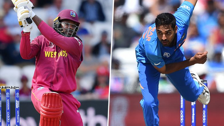 India vs West Indies 1st ODI 2019: Chris Gayle vs Bhuvneshwar Kumar and Other Exciting Mini Battles to Watch Out for at Guyana