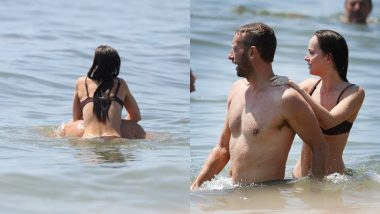 Chris Martin And Dakota Johnson Brush Off Breakup Rumours By Spending A Day At the Beach - View Pic