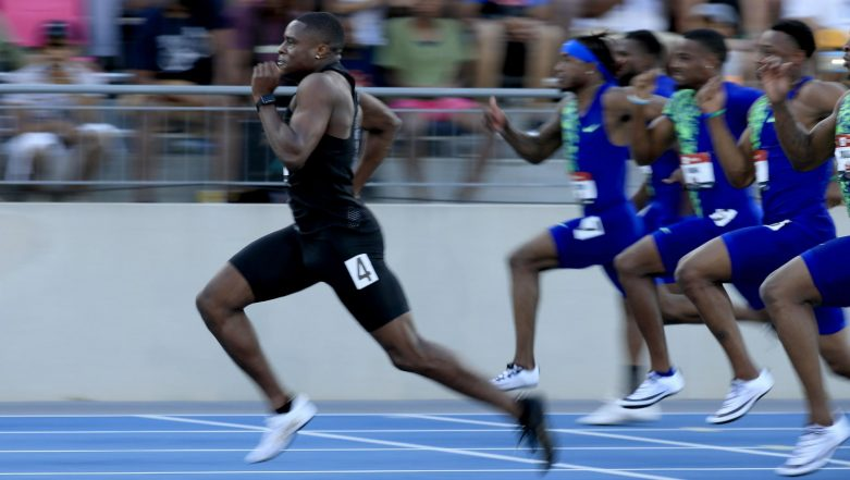 World's Fastest Man Christian Coleman Fighting for Reputation After Missing 3 Drug Tests: Reports