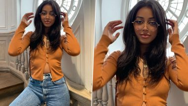Yo or Hell No! Cindy Kimberly Channeling Harry Potter in Revolve and Levi's