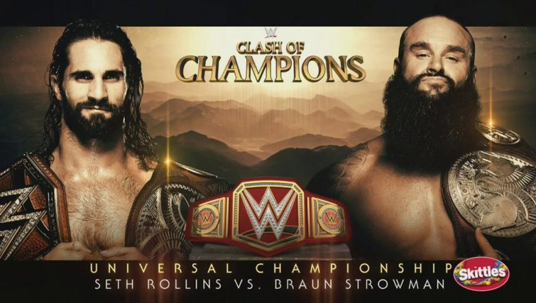 WWE Raw August 26, 2019 Results and Highlights: Seth Rollins & Braun Strowman to Face Each Other For Universal Title at Clash of Champions 2019 (View Pics & Videos)
