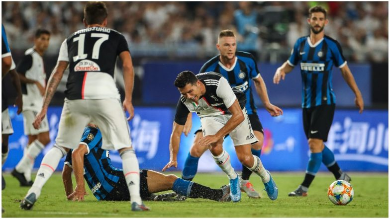 Cristiano Ronaldo Gives Juventus Injury Scare Ahead of Seria A; Portuguese Star to Miss Friendly Game