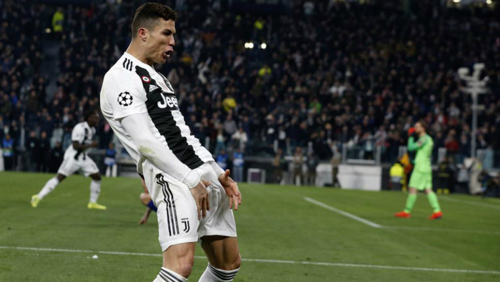 Ronaldo happy with 'more attacking' Juventus