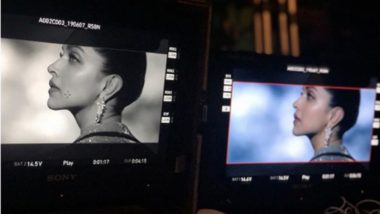 Deepika Padukone Looks Like a Total Diva in This BTS Still from a Photoshoot and it is Sure to Make Your Sunday Better - View Pic