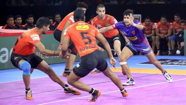 PKL 2019 Today's Kabaddi Matches: September 15 Schedule, Start Time, Live Streaming, Scores and Team Details in VIVO Pro Kabaddi League 7