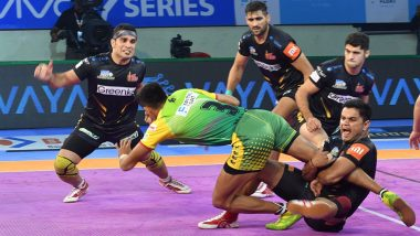 PKL 7 Match Report: Naveen Kumar Shines As Dabang Delhi Beat Patna Pirates 38–35