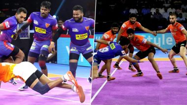 PKL 2019 Today's Kabaddi Matches: August 28 Schedule, Start Time, Live Streaming, Scores and Team Details in Vivo Pro Kabaddi League 7
