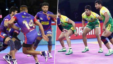 Dabang Delhi vs Patna Pirates PKL 2019 Match Free Live Streaming and Telecast Details: Watch DEL vs PAT, VIVO Pro Kabaddi League Season 7 Clash Online on Hotstar and Star Sports