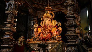 Dagdusheth Halwai Ganpati 2019 Darshan: How to Reach the Famous Ganesh Pandal of Pune by Road This Ganesh Chaturthi