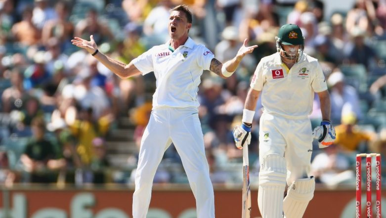 Dale Steyn Retires from Test Cricket: Virat Kohli, AB De Villiers and Others Congratulate 'Pace Machine' on an Incredible Career