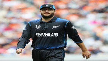 New Zealand Cricket Retires Daniel Vettori's Jersey Number 11