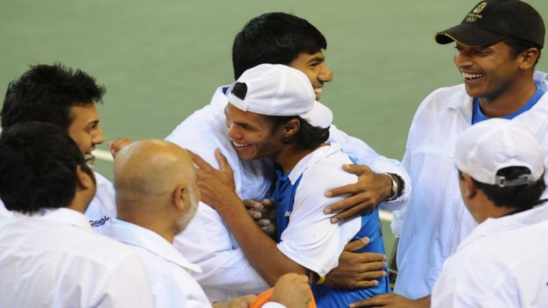 India want Davis Cup tie moved from Pakistan amid rising tensions