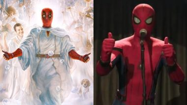 Ryan Reynolds Has A Solution To Marvel's Loss Of Spider-Man, Make A Movie Featuring Deadpool and The Web-Slinger!
