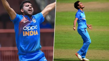 IND vs WI 2019: Virat Kohli Praises Chahar Brothers for Their Outstanding Bowling Performances in the Third T20I