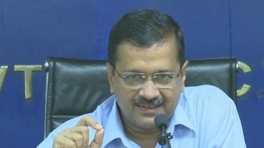 Delhi Govt to Administer Pledge to Schoolboys to Behave with Girls: Arvind Kejriwal