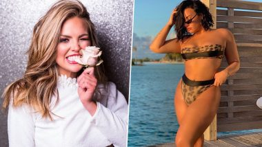 Demi Lovato Cheers for Hannah Brown on Instagram As Fans Accuse Gigi Hadid of 'Stealing' Tyler Cameron