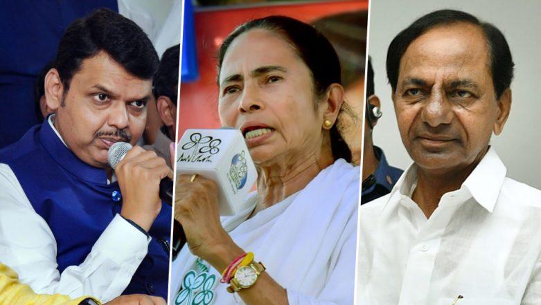 Devendra Fadnavis, Mamata Banerjee, KCR Skip Key Meet Called by Amit Shah on Naxal-Affected States