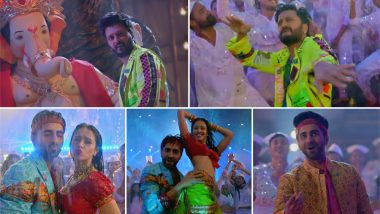 Dream Girl Song Dhagala Lagli Kala No More Available on Digital Platforms as it Violates Copyright Issues
