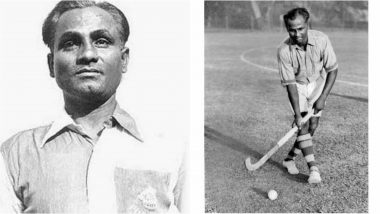 Major Dhyan Chand 115th Birth Anniversary Special: 5 Quick Facts About Indian Hockey Player