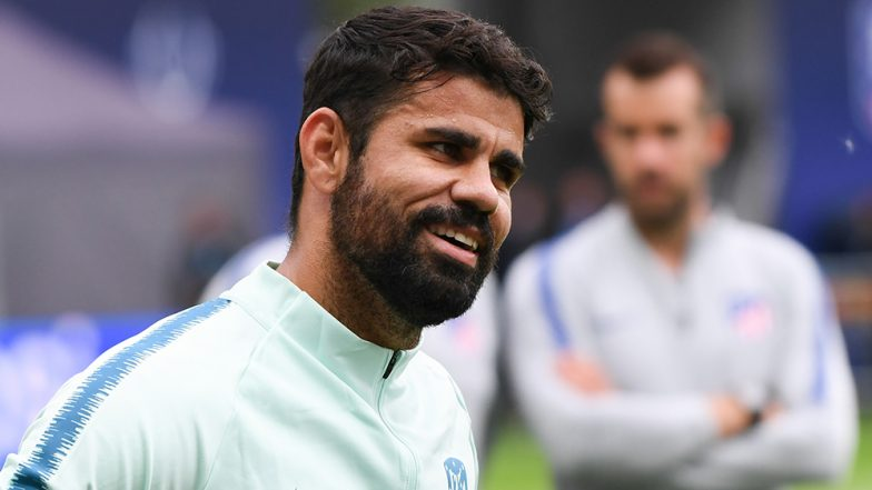 Diego Costa Sustains Injury in Left Thigh During Atletico Madrid vs Juventus Friendly Match