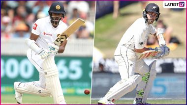 Sri Lanka vs New Zealand 2nd Test Match 2019 Preview: Kane Williamson & Co Aim to Capitalise on Host's 'Oval' Weakness to Level Series in Colombo