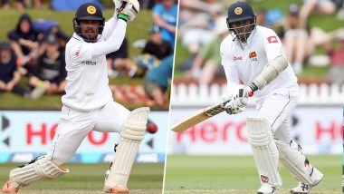SL vs NZ Test 2019: Dinesh Chandimal and Angelo Mathews Included in Sri Lankan Squad for 1st Test