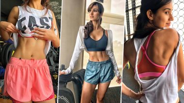 Disha Patani Workout and Diet: How the 'Baaghi' Girl Manages to Maintain Her Perfect Abs
