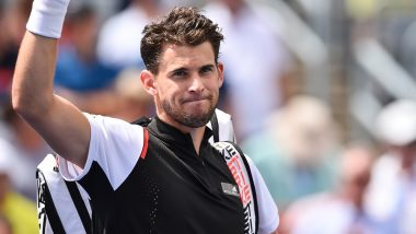 Thomas Fabbiano vs Dominic Thiem, US Open 2019 Live Streaming & Match Time in IST: Get Telecast & Free Online Stream Details of First Round Tennis Match in India