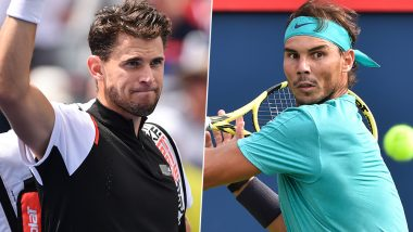 Rafael Nadal Knocked Out of Australian Open 2020, Loses to Dominic Thiem 6-7, 6-7, 6-4, 6-7 in Quarter-final