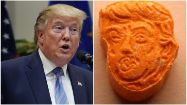 Donald Trump Shaped Ecstasy Pills Land 23-Year-Old Florida Drug Dealer in Jail