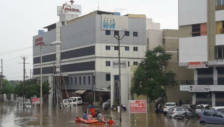 Heavy Rainfall Alert Issued for Gujarat, Tamil Nadu, Says IMD