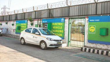 Tata Motors, Tata Power Join Hands to Install 300 Charging Stations in 5 Cities This Year