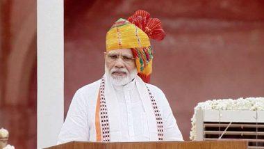 Independence Day 2019: Revoking Article 370 Is Step Towards Realising Sardar Vallabhbhai Patel's Dream, Says PM Narendra Modi