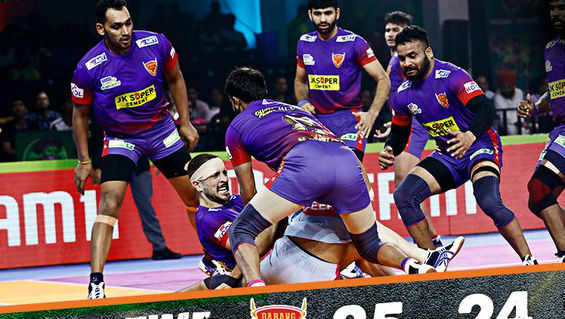 Puneri Paltan vs Dabang Delhi PKL 2019 Match 35 Free Live Streaming and Telecast Details: Watch PUN vs DEL, VIVO Pro Kabaddi League Season 7 Clash Online on Hotstar and Star Sports