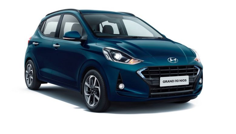 Hyundai Grand i10 Nios First Production Model Rolled Out From Chennai Facility; India Launch on August 20