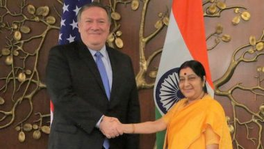 World Leaders, Including US Secretary of State Mike Pompeo, Condole Sushma Swaraj's Demise; Recall Her Contributions