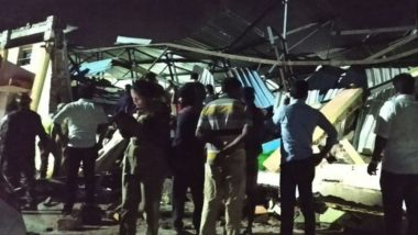 Tamil Nadu Rains: 2 Dead After Railway Building at Coimbatore Station Collapses Due to Heavy Rainfall
