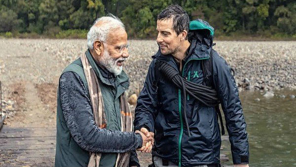 Arrey Deforestation: St Xavier's Students Write to Man Vs Wild Show Host Bear Grylls to Urge PM Narendra Modi to Save Mumbai's Green Lungs